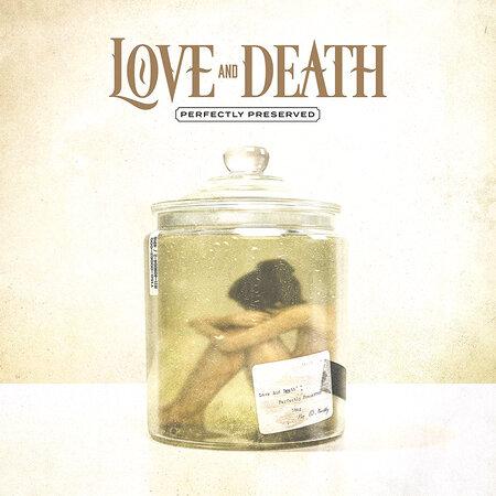 Love And Death  450x450 - Michael Schenker, Landmvrks, Love And Death, Whitesnake