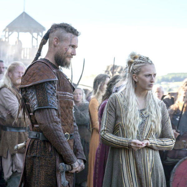 Vikings Copyright History Channel