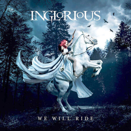 inglorious 450x450 - Neue Sounds: The Pretty Reckless,  Inglorious & Dead Poet Society
