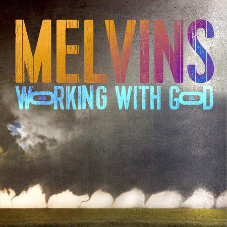 melvins 450x450 - CDs: Melvins, Rainald Grebe, Evergrey, Austin Meade
