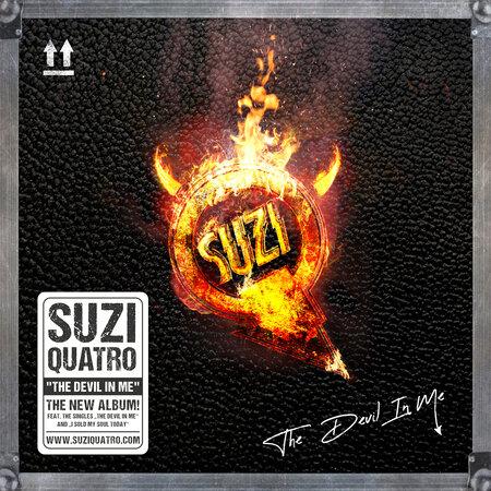suzi q 450x450 - NEWS: Suzi Quatro, Chris Cornell, Teenage Fanclub