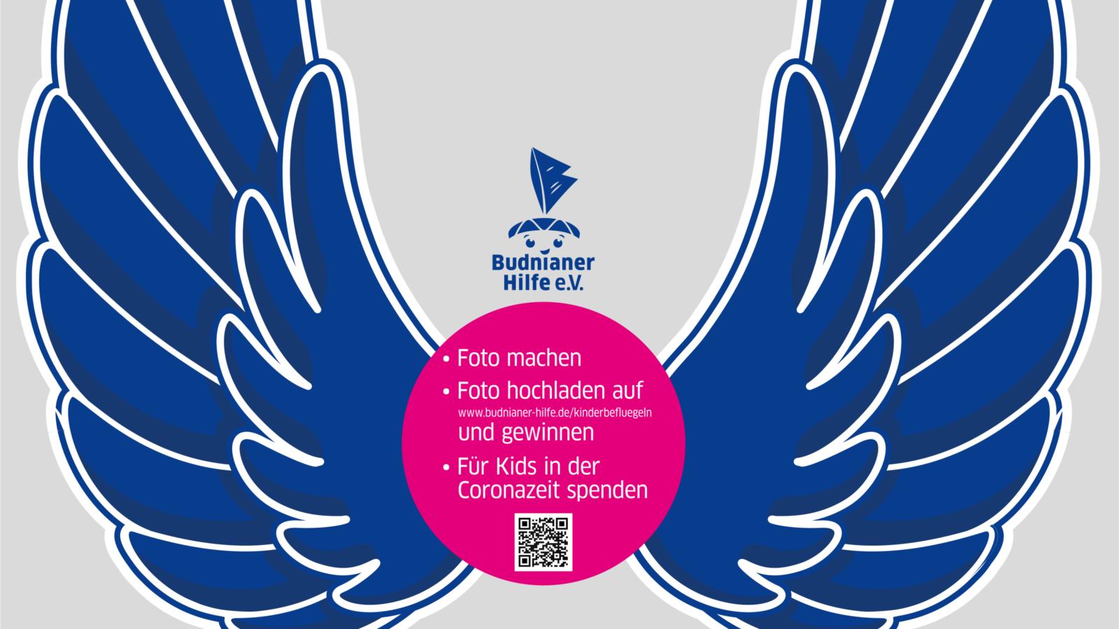 Kinder brauchen Flügel: BUDNIANER HILFE e.V.