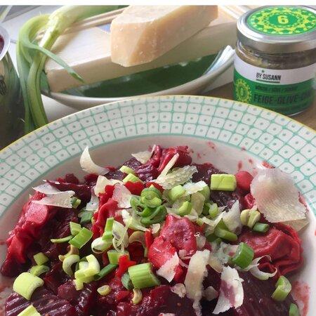 BySusann rote tortelloni 03 450x450 - Kochen für Mutti: Leckere Gerichte zum Muttertag