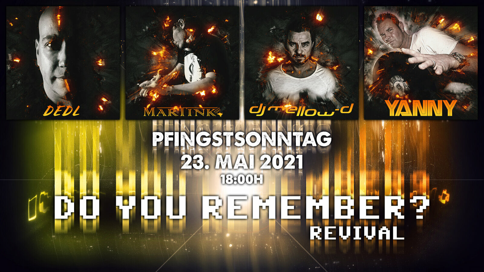 REVIVAL PARTY: Do You Remember?