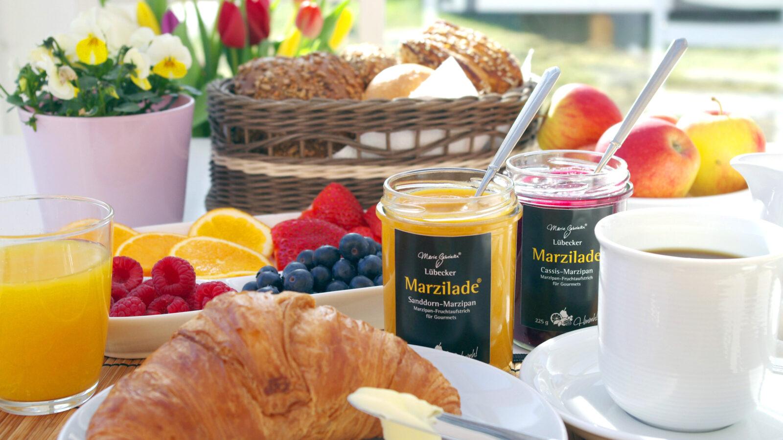 Frühstück De Luxe zum Muttertag
