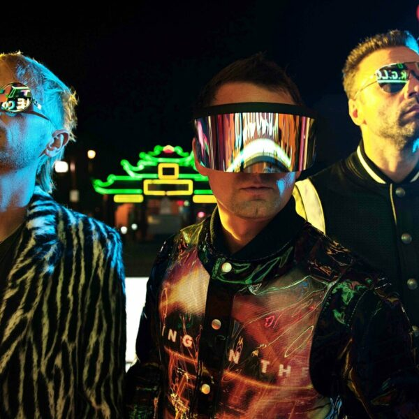 Muse - New Press Images 2018 5