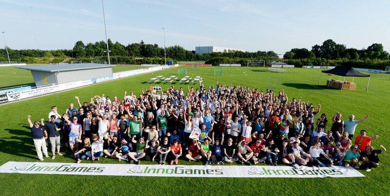 InnoGames Employees 800x402 - Eine Ausbildung bei InnoGames: Der Startschuss für eine Karriere in der Spieleindustrie