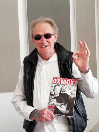 Kalle Ohmsen 338x450 - Leserbriefe & Neues vom OXMOX-Team