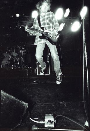 Nirvana 2651 309x450 - Nirvana: Die Geschichte der Grunge-Pioniere