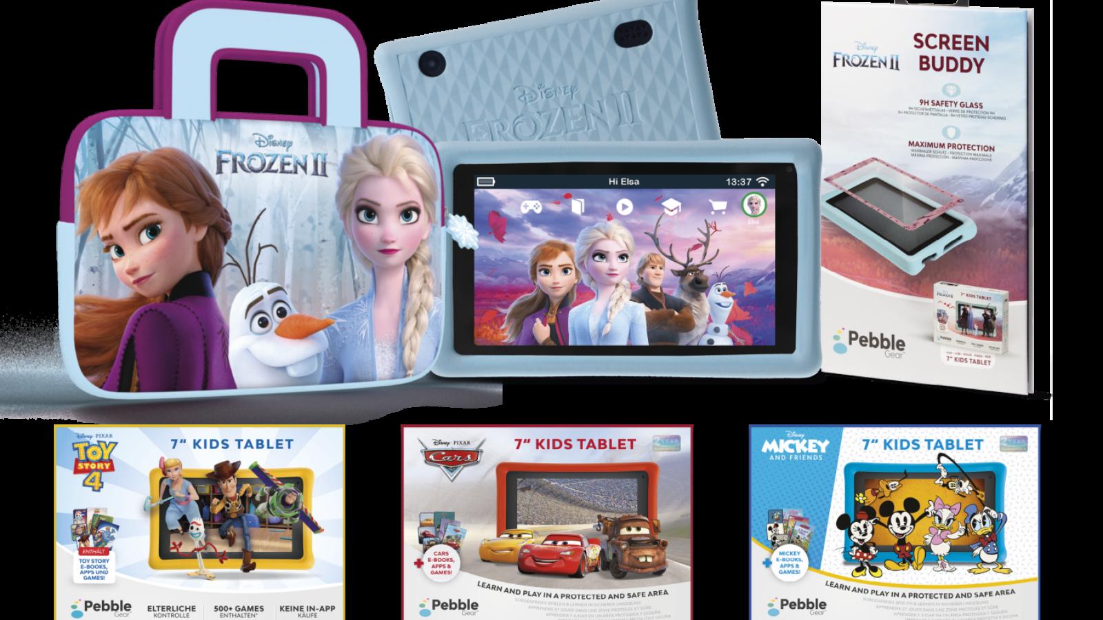 OXMOX verlost Pebble GearTM Kids Tablets