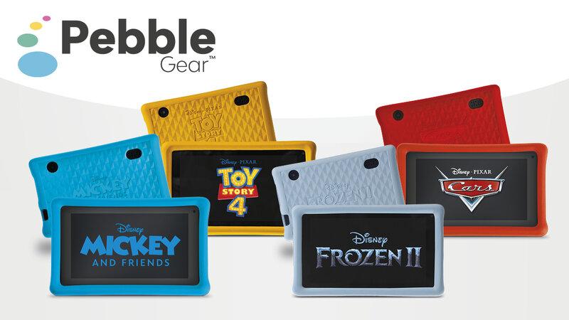 Pebble Gear Range Tablets 800x450 - OXMOX verlost Pebble GearTM Kids Tablets