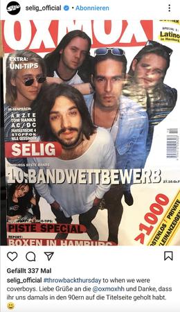 Selig 260x450 - Leserbriefe: OXMOX-Pärchen & Poeten