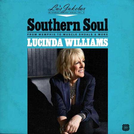 Lucinda Williams 450x450 - NEU: The Pretty Things, Los Lobos, Lucinda Williams
