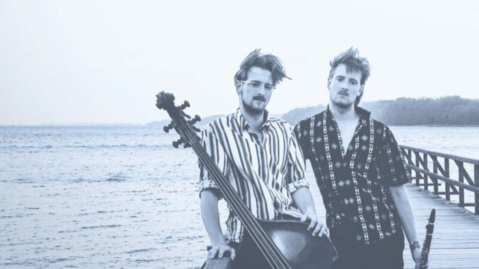 KONZERT: Folk-Duo Pabameto