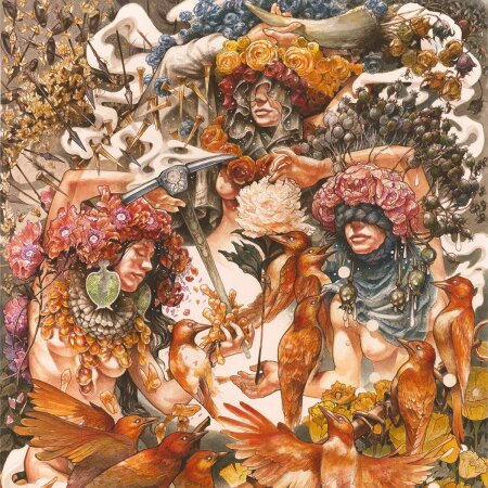 baroness 450x450 - Musik-News: Famous People, Shatten, Gold&Grey