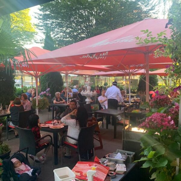 OXMOX Außengastro-Tipp: Restaurant CORDOBA STEAKHOUSE