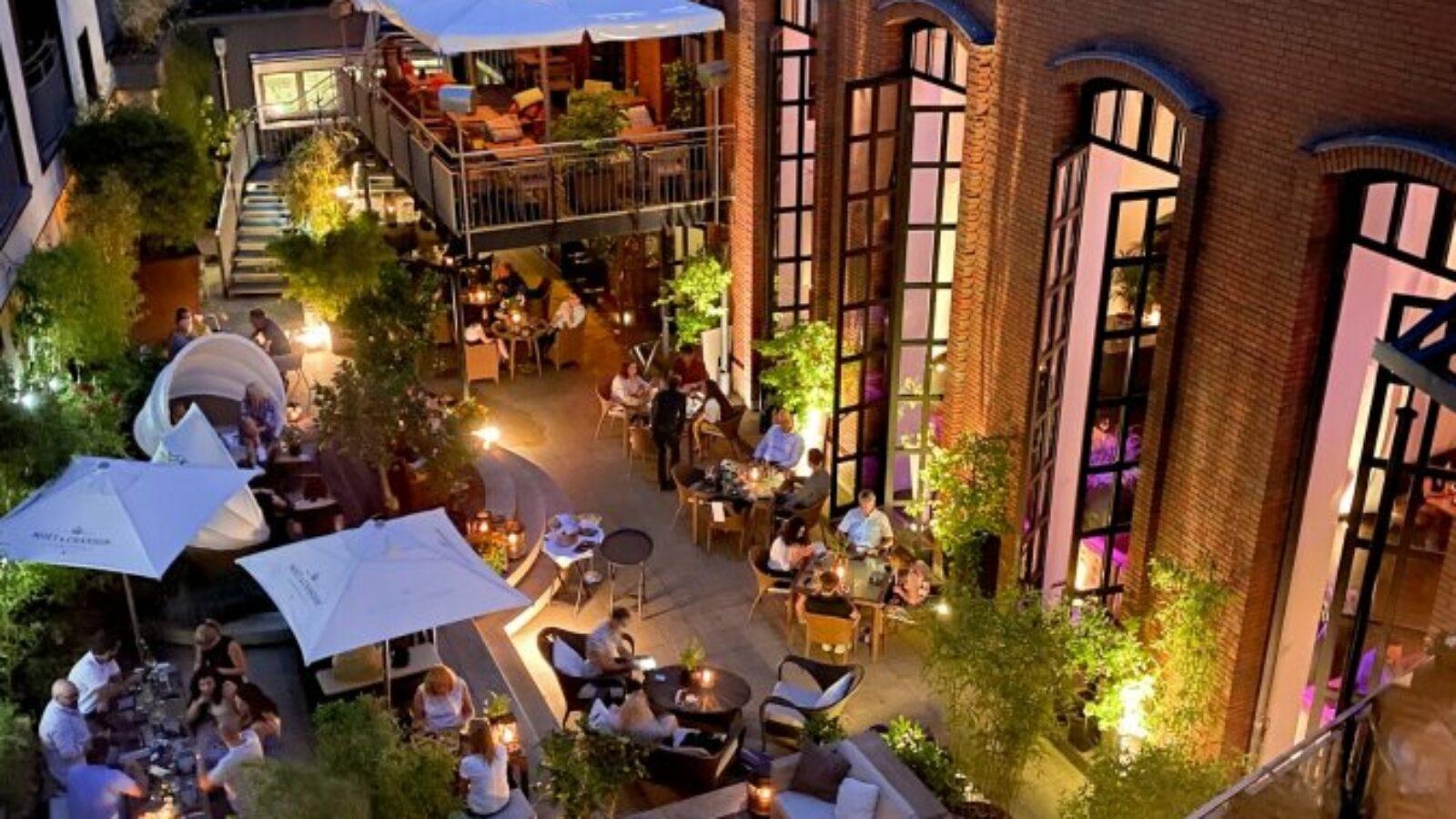 OXMOX Außengastro-Tipp: Restaurant EAST