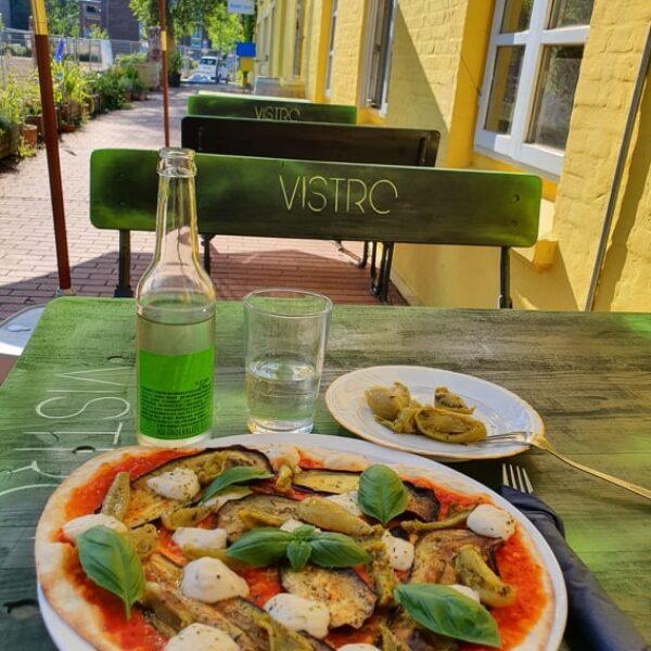 OXMOX Außengastro-Tipp: Restaurant Vistro