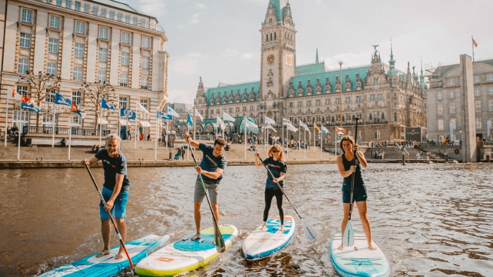 Summer in the City – Unsere Tipps für den ultimativen Sommertag in Hamburg und Umgebung
