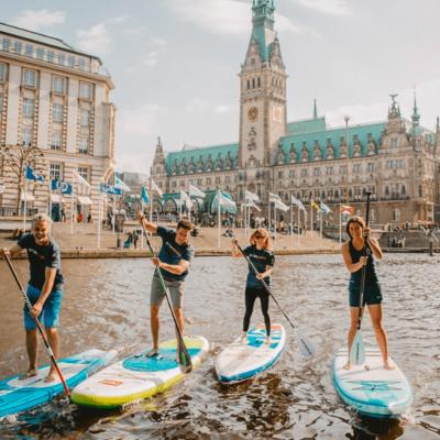 Summer in the City - Unsere Tipps für den ultimativen Sommertag in Hamburg und Umgebung