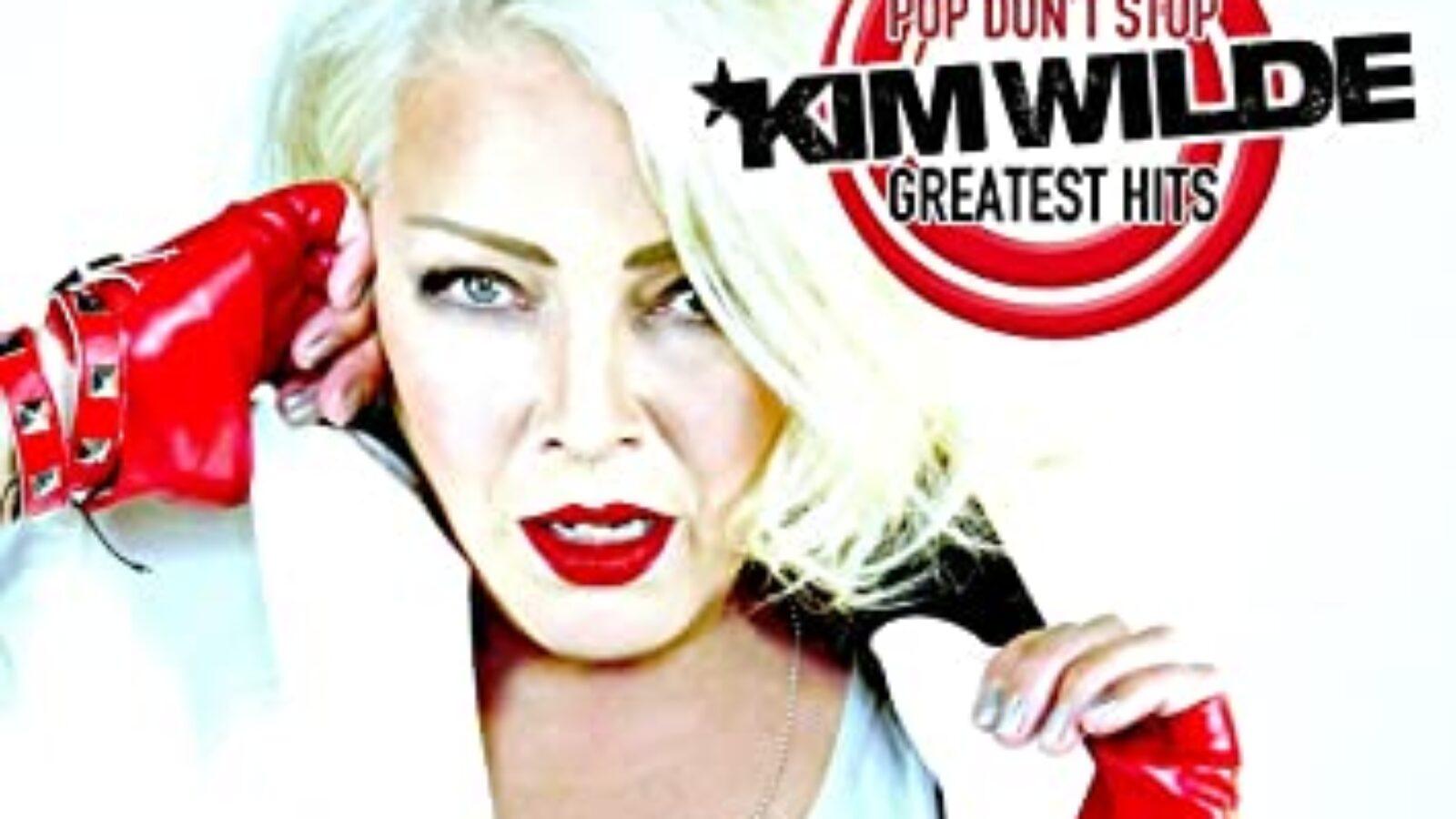 TOP 10 CD – PLATZ 2 – KIM WILDE