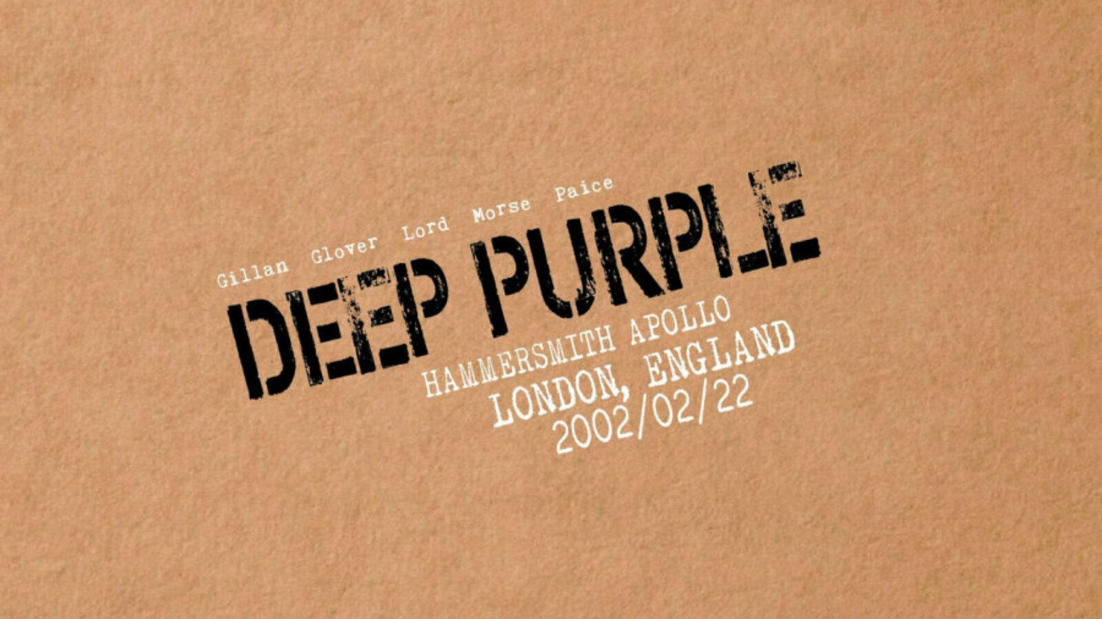 Top 10 CDs – Deep Purple