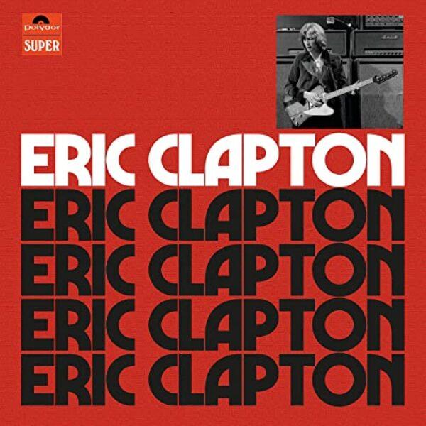 Top 10 CDs - ERIC CLAPTON