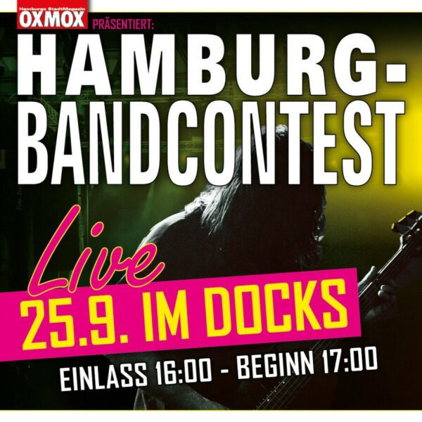 HAMBURG BANDCONTEST 2021 900x900 600x600 - OXMOX - Hamburgs Stadtmagazin