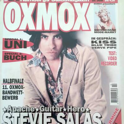 OXMOX vor 25 Jahren