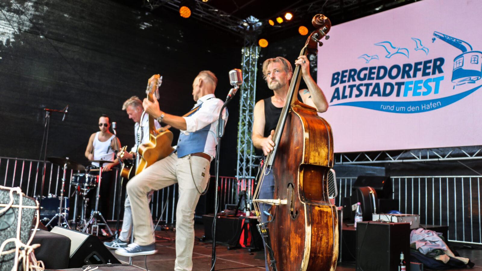 Bergedorfer Altstadtfest Biggs B Sonic