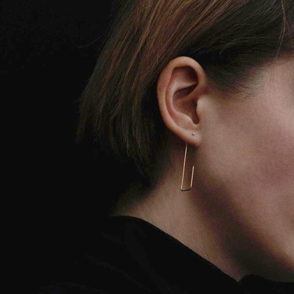 Verlosung: Natascha von Hirschhausen - Minimalist Earrings